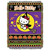 Best Sanrio Kitties - Sanrio Hello Kitty, Witchy Kitty Tapestry Throw Review