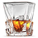 Best Scotch Glasses - Prime Trendy European Stylish Crystal Whisky Glass Set Review