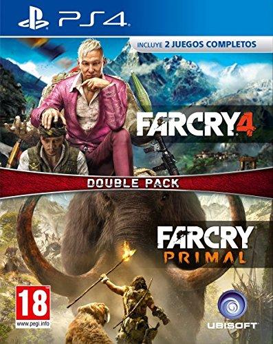 Compilación: Far Cry 4 + Far Cry Primal 61UAZ7YGmFL
