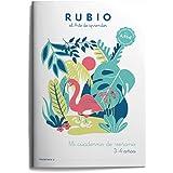 Mi cuaderno de verano RUBIO. 3-4 años: 1
