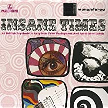 Insane Times - 21 British Psychedelic Artifacts [Vinilo]