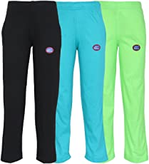 VIMAL Multicolor Cotton Blended Trackpants for Boys(Pack of 3)