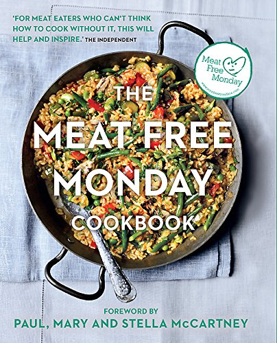The Meat Free Monday Cookbook (Cookery) por Paul McCartney