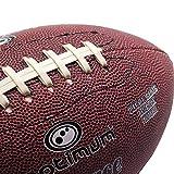 Optimum Enforce American Football, Maroon, Full Size