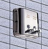 304Edelstahl Handseifenspender/Soap Box/Hotelküche Bad-Wand Hand Sanitizer Flasche-A
