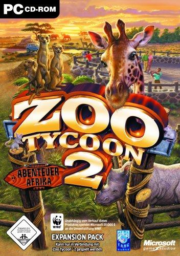 Zoo Tycoon 2: Abenteuer Afrika