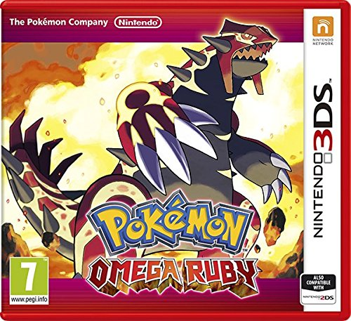 Nintendo Pokemon Omega Ruby Per 3Ds