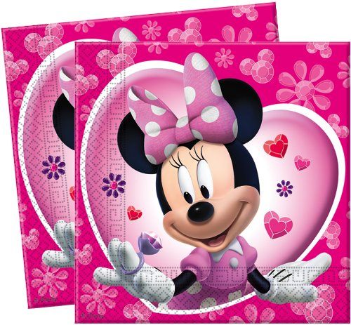 33 x 33 cm für Party A Thema Minnie ()