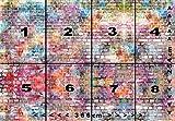 Fototapete Steinwand 366 x 254 cm Kinderzimmer Steinwand Graffiti bunt Grunge Vintage Wall Art Jungen Grafitti Tapete inklusiv Kleister livingdecoration Vergleich
