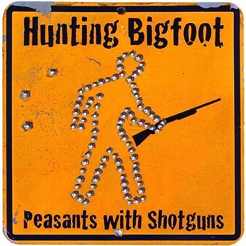 Peasants With Shotguns (Hunting Shotgun)