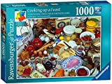 Ravensburger Perplexing Puzzles No.7 - Cooking up a Feast, 1000pc Jigsaw