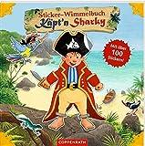 Sticker-Wimmelbuch  Käpt'n Sharky