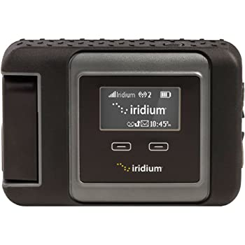 Iridium GO! 9560 Terminal satellite avec connexion Wi-Fi Hotspot
