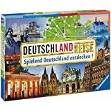 """Ravensburger 26492 - Familienspiel """"Deutschlandreise"""""""