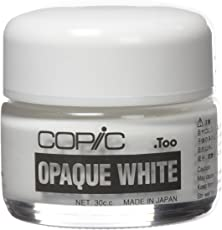 Copic Marker Copic Opaque White Pigment 30cc Jar