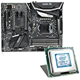 Intel Core i7-8700 / MSI Z370 Gaming Pro Carbon Mainboard Bundle | CSL PC Aufrüstkit | Intel Core i7-8700 6X 3200 MHz, Intel UHD Graphics 630, GigLAN, 7.1 Sound, USB 3.1 | Aufrüstset | PC Tuning Kit
