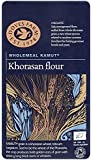 Doves Farm Organic Wholegrain Kamut Khorasan Flour 1 kg (Pack of 5)