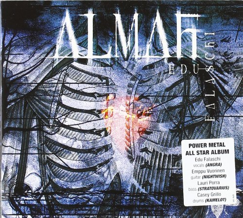 Almah [ed.Limitada]/Falta Info