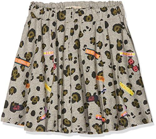 Scotch & Soda R´Belle Mädchen Rock Printed Jersey Skirt, Mehrfarbig (Combo Q 596), 140 (He Preisvergleich