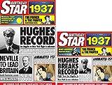 1937 cumpleaños regalos – 1937 cumpleaños Star DVD , Compilation CD y 1937 tarjeta de felicitación