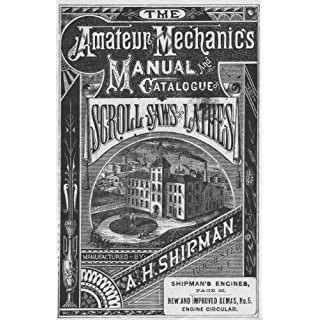 A. H. Shipman Bracket Saw Company: 1881 Catalog