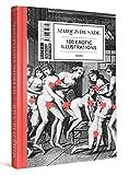 Marquis de Sade – 100 Erotic Illustrations (English Edition)