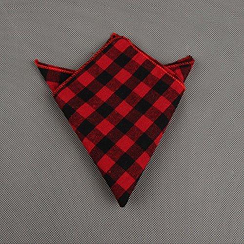 Sitong coton ¨¤ carreaux en coton pour homme MKDJ-024