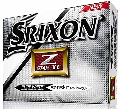Srixon Z-StarXV - Standard Golf Balls Color: White