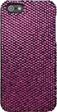 The Kase Paris Coque Strass pour iPhone 5/5s/SE Violet