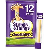 Strings & Things Cheestrings, 12 x 20g