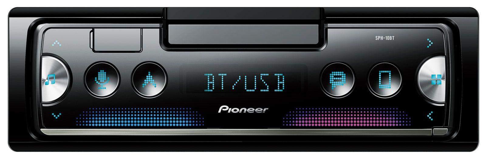 caraudio24-Pioneer-SPH-10BT-MP3-AUX-Bluetooth-USB-Autoradio-fr-Mercedes-C-Klasse-W203-CLK-W209-Vito-Viano-G