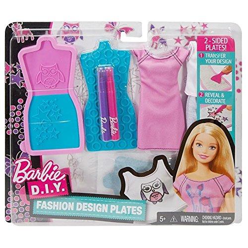Mattel DYV67 Juego de ropita para muñeca Accesorio para muñecas - Accesorios para muñecas (Juego de ropita para muñeca, 5 año(s), Azul, Rosa, Niño, Chica)