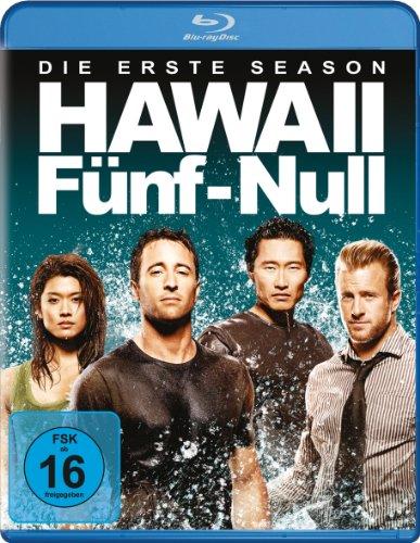 Hawaii Fünf-Null - Season 1 [Blu-ray]