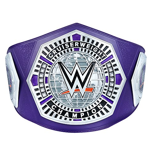 WWE Cruiserweight Championship Replica Title Belt