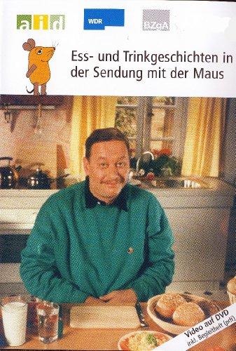 Ess- und Trinkgeschichten in der Sendung mit der Maus