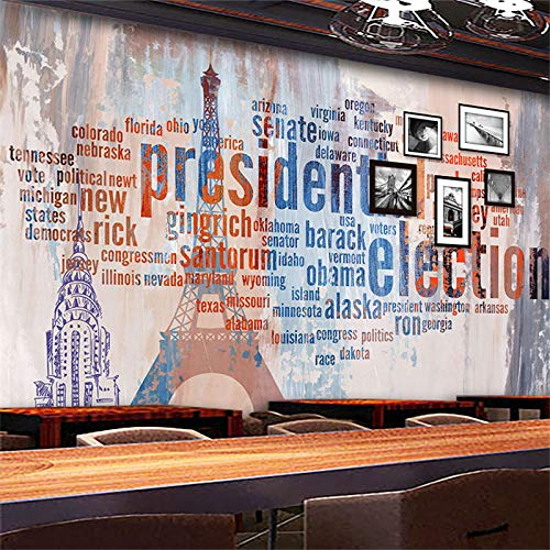 Papier peint personnalisé peintures murales 3D moderne abstrait...