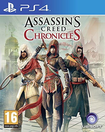 Assassins Creed Chronicles (PS4) Best Price and Cheapest