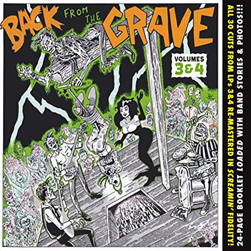 Back from the Grave Vol 3 & 4