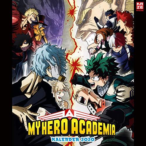 My Hero Academia - Wandkalender 2020 par Kohei Horikoshi
