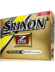 Srixon Balles standards Si Z-Star 4 X12 Pilotes