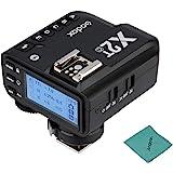 Godox X2T-C E-TTL II Transmisor de Destello inalámbrico 1 / 8000s HSS 2.4G Transmisor inalámbrico compatible con Canon DSLR C