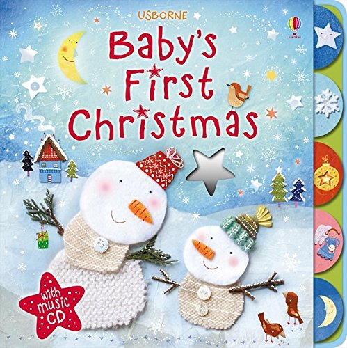 (Baby's First Christmas with CD (Baby's Day))