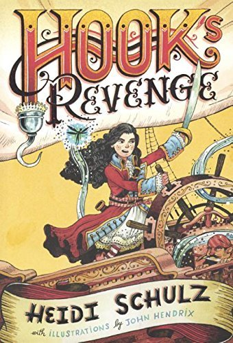 Hook's Revenge by Heidi Schulz (2015-09-01)