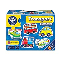 Orchard Toys Transport Jigsaw Puzzle