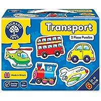 Orchard Toys - Puzle infantil, diseño de transportes