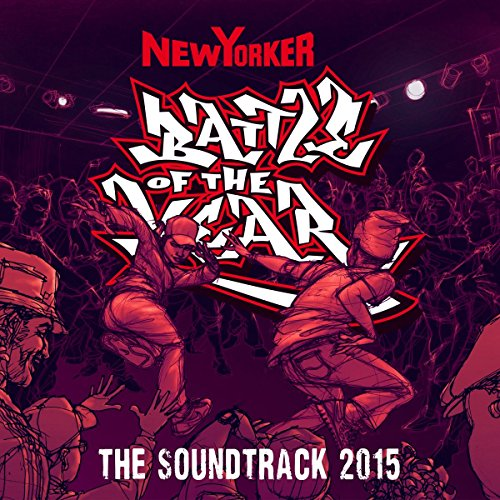 Battle of the Year 2015 - The Soundtrack
