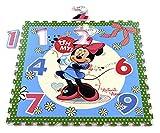 Original Disney Minnie aus Mickey Mouse OH MY 17 teilig 3D Puzzle Matte/Teppich/Vorleger/Spielteppich 93 x 93 x 1 cm NEU