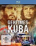 Geheimes Kuba -  Von Kolumbus zu Ché und Castro - die ganze Geschichte Kubas [Blu-ray]