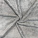 Panini Tessuti Stoff Frottee - Meterware, Länge x 150 cm,
