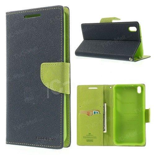 Mercury Goospery Fancy Diary Wallet Case Cover for HTC Desire 816